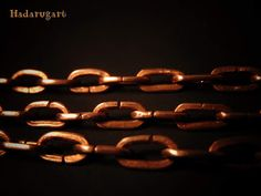 Hadarugart Metal Chain, Handmade, Hand Made, Craft, Handarbeit