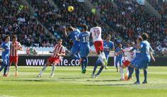 Nueva entrada en el blog: Temporada 2013-14 | Jornada 21 | Almería vs. Getafe