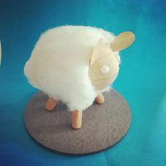 Easter Eggs, Sheep