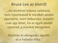 Bruce Lee: az élet leckéje | Bouvet Bruce Lee, Humor, Motivation, Van, Quotes, Humour, Funny Photos, Funny Humor, Vans