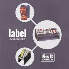 Your Labels-Related Production Becomes A Little Easier, Or At Least Quicker, With Label Dispensers via SixB.