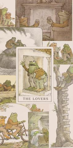 Frog and Toad wallpaper by FaithitytheAlien567 - 5f1c - Free on ZEDGE™