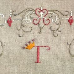 With these adorable patterns-  i have no choice but to learn how to embroider!