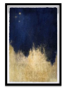 Stars at Midnight (Shadow Box Frame) by Oliver Gal at Gilt