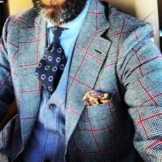 A Sartorial Guide to Menswear For The Gentleman Best Mens Fashion, Mens Fashion Suits, Look Fashion, Elegance Fashion, Gq Fashion, Gentleman Mode, Gentleman Style, Sharp Dressed Man, Well Dressed Men