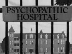 Image about black and white in Dark by Olivia Black And White Photo Wall, White Art, Insane Asylum, Ahs Asylum, Mental Asylum, Arkham Asylum, Into The Fire, The Evil Within, White Aesthetic