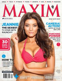 Maxim South Africa-February 2014 - Get your Digital Subscription. Paulina Gretzky, Secret Safe, Us Navy Seals, Life Tv, Lingerie Fine, Flawless Beauty, Ways To Lose Weight, Spice Things Up, South Africa