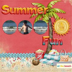 At The Beach by NEIA SCRAPS      http://store.gingerscraps.net/At-The-Beach-Bundle-By-Neia-Scraps.html
