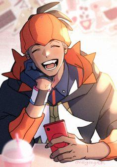 Pokemon Comics, Pokemon Ships, Pokemon Fan, Kawaii Anime, Mudkip, Black Characters, Poses, Digimon, Art Tutorials