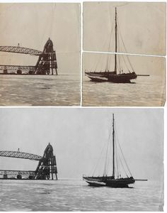 Fishing boat on the frozen River Mersey at Wallasey 1895 Photo Repair, Fishing Boats, Old Photos, Sailing Ships, Frozen, River, Old Pictures, Antique Photos, Convertible Fishing Boat