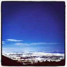 Instagram【afurijinja】さんの写真をピンしています。 《下社からの夜景。この時期は綺麗に見えることが多いですね。nightview from oyamaafuri shrine #大山阿夫利神社 #大山 #夜景 #ミシュラン二ツ星の景色 #冬 #神社 #景色 #神奈川  #相模平野 #photogrid #nightview #Mt.oyama #japan #landscape #shrine #jinja #twomichelinstars》