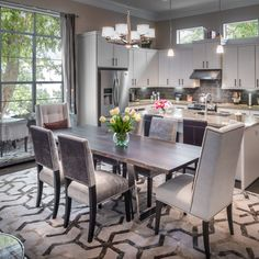 B Table And Chairs Mid Sized Transitional Dining Design Ideas Pictures