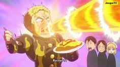 Reiner vs Ymir - Funny scene [Attack on Titan: Junior High]