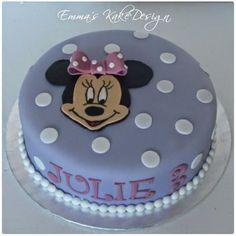 Emmas KakeDesign: Minni Mus kake!