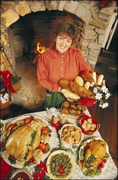 Holiday Buffets at Silver Dollar City during An Old Time Christmas
