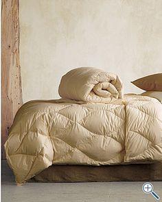 Eileen Fisher Organic Cotton Down Alternative Comforter -