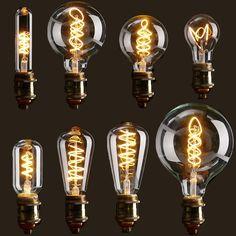 Vintage LED Lumière Ampoule Edison Ampoule E27 4 W Dimmable Industrielle Lampe À Incandescence Rétro Verre Vacances Lumières Lustre Éclairage Décor dans Ampoules à incandescence de Lumières et Éclairage sur AliExpress.com | Alibaba Group