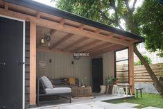 1 Backyard Guest Houses, Backyard Cabin, Garden Cabins, Backyard Pavilion, Backyard Seating, Backyard Sheds, Outdoor Pergola, Small Backyard Design, Backyard Patio Designs
