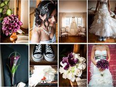 Converse en las bodas