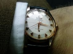 STUNNING Omega Constellation 18K Rose Gold #Omega #Womw #Menswear #Watches #Gold #Boss - omegaforums.net