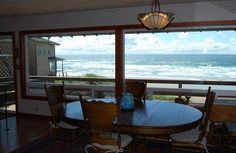 Newport, OR vacation rental house Dinning Room Tables, Vacation Home Rentals, Best Location, Newport, Places To See, Dining Tables
