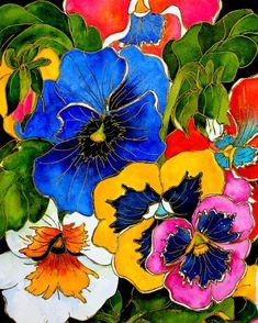 Pintura de Kate Larsson - USA
