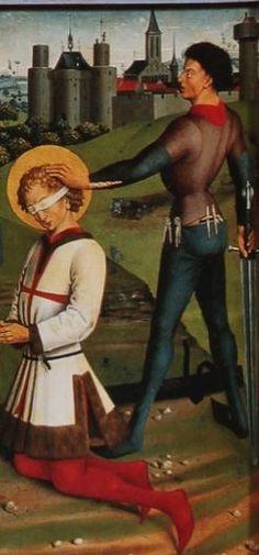 Herlin Friedrich, St. Georg in Nördlingen, Hochaltar, 1462