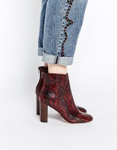 ASOS - END IT ON THIS - Bottines