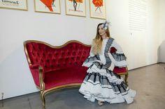 Os presentamos otro precioso vestido de nuestra Nueva Colección!, en esta ocasión es el modelo orquidea. Yo no sé tú.. Flamenca.. Pero yo.. Me he enamorado!!! Esperamos que os guste!