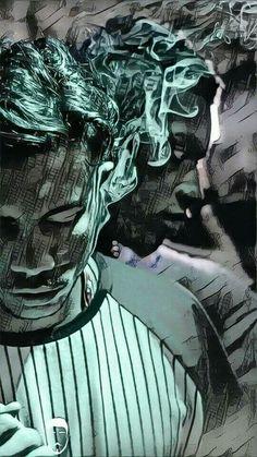 Xamã - Pelé Rapper Art, Music Is Life, Hip Hop, Geek Stuff, Wallpapers, Manga, Memes, Pine Apple, Street Art