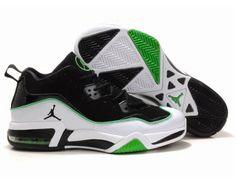 Chaussures Air Jordan Ray Allen Blanc/ Noir/ Vert [nike_10122] - €55.85 : Nike Chaussure Pas Cher,Nike Blazer and Timerland  https://www.facebook.com/pages/Chaussures-nike-originaux/376807589058057