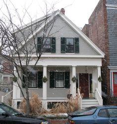 An Urban Cottage