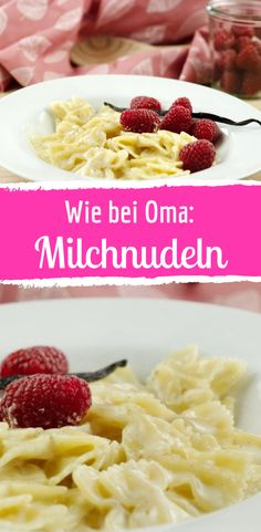 # Food and Drink meals lunches Milchnudeln wie aus der Kindheit Quinoa Recipes For Kids, Baking Recipes For Kids, Healthy Meals For Kids, Dinner Recipes For Kids, Healthy Snacks, Easy Meals, Healthy Recipes, Vegetable Recipes, Chicken Recipes