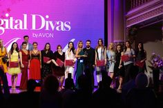 Digital Divas Winners 2015