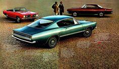 1968 Barracuda