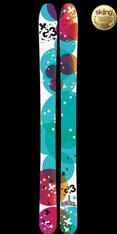 7 Best Women's Skis of 2013 | Skiing Magazine #winter #skigear #skis #snow #skiing