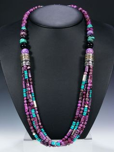 Tommy Singer Navajo Jewelry Necklaces and Pendants
