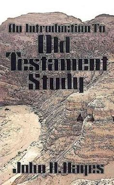An Introduction to Old Testament Study