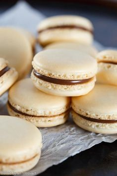 French Macarons | An easier-to-make-than-you-think dessert cookie!