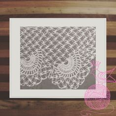 Oh I like lace.  ONLY 99 CENTS! #KNOTLACECROCHETPATTERN1552 #KINDLE #AMAZON #PRINCESSOFPATTERNS #CROCHETPATTERN  #CROCHET #VINTAGE #RETRO #DIY #YARN #WOOL #HOUSE #OTHER #LACE #HOME #EDGE #EDGING #EDGES #EDGINGS #CROCHET