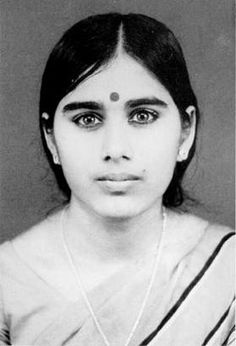 Mother Meera - If you can see Mother in person, it is a great blessing. Her energy is like no other I have encountered. Pure Love. Truly amazing.