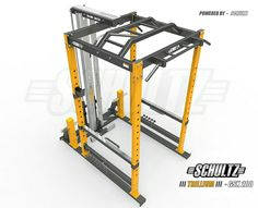 SCHULTZ POWER RACK GSX 200