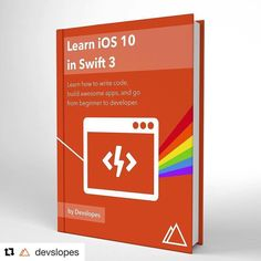 #Repost @devslopes  The @devslopes team just finished writing a 1000 page book on iOS development. Get the pre-release (missing 1 chapter) now for just $19. Price goes up to $49 in January with the official launch. (Link in bio) Double tap  if you love to learn! . . Learn to code on our Devslopes App! iOS: @devslopesapp_ios Android: @devslopesapp_android . . #devslopes #learntocode #geek #nerd #tech #startup #programmer #programming #coder #coding #codelife #developer #macbook #engineer…