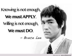 Bruce Lee #quotes
