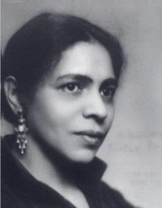 """Nella Larsen, an acclaimed novelist of the Harlem Renaissance, became the first African American woman to win a prestigious Guggenheim Fellowship. Most famous for her two books, """"Passing"""" and """"Quicksand"""", she disappeared from the public eye after a plagiarism accusation and a high-profile divorce. She spent the last 30 years of her life in obscurity as a nurse in New York City. (The plagiarism was never proven. rw)"""