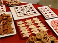 How to Have a Christmas Cookie Swap Party
