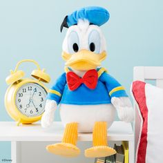 Donald Duck-Scentsy Buddy Cute Ducklings, Scented Wax Warmer, Wax Warmers, Mickey Mouse And Friends, Scentsy, Pet Toys, Donald Duck, Gifts For Kids, Dinosaur Stuffed Animal