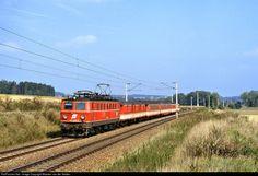 1141 030-5 ÖBB Austrian State Railways ÖBB 1141 class at Neukirchen bei Lambach, Austria by Maarten van der Velden