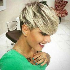 Auffällig 23 Neue Kurze Blonde Frisuren