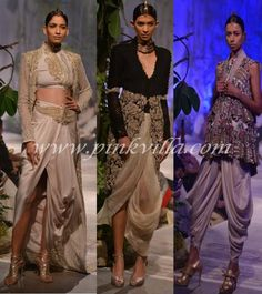 Anamika Khanna collection at the PCJ Delhi Couture week 2013 | PINKVILLA
